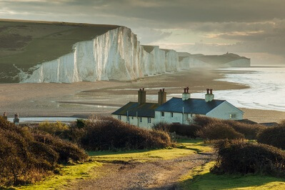 Coastguard Cottages & Seven Sisters