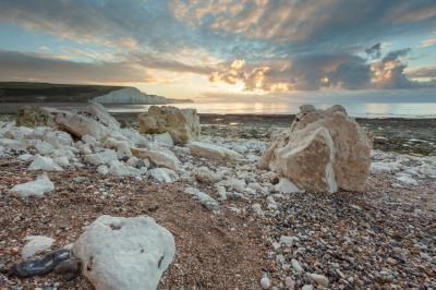 images of Brighton & South Downs - Coastguard Cottages & Seven Sisters
