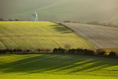 photography spots in East Sussex - Cuckoo Bottom (South Downs NP)