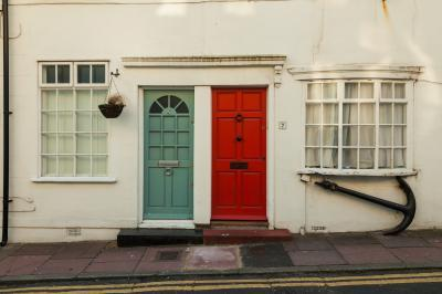 photography spots in Brighton - Kemptown