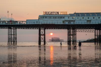 pictures of Brighton & South Downs - Palace Pier
