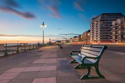 images of Brighton & South Downs - Seafront from the Palace Pier