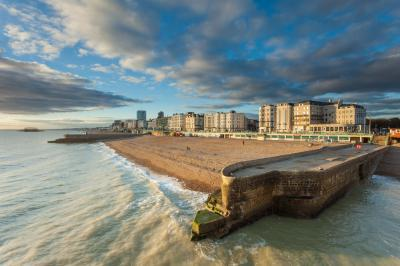 photos of Brighton & South Downs - Seafront from the Palace Pier