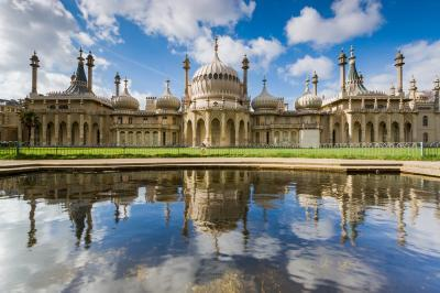 photography locations in Brighton - Royal Pavilion and Gardens