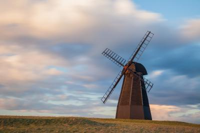 Brighton photography spots - Windmill at Rottingdean