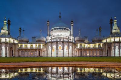 photos of Brighton & South Downs - Royal Pavilion and Gardens
