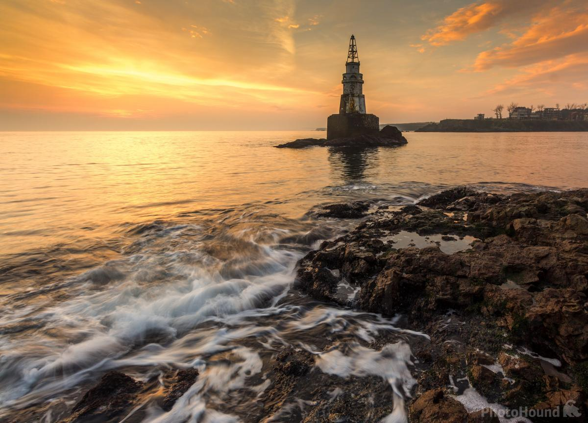 Image of Ahtopol lighthouse by Iordan Hristov