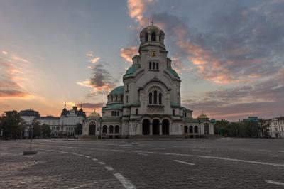 Bulgaria photo locations - Sofia - Alexander Nevsky Cathedral