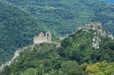 pictures of Bulgaria - Asen's fortress