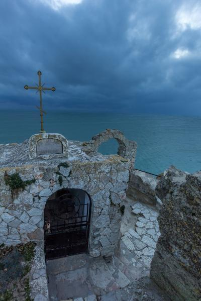 images of Bulgaria - Cape Kaliakra - St.Nikolai Church