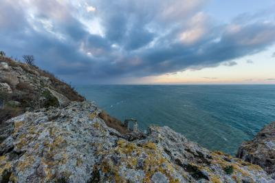 photos of Bulgaria - Cape Kaliakra Fortress