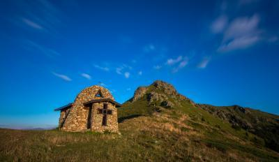 photos of Bulgaria - Central Balkan NP - St.Troitsa Chapel