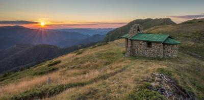 images of Bulgaria - Central Balkan NP - St.Troitsa Chapel