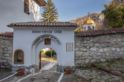 photos of Bulgaria - Cherepish monastery