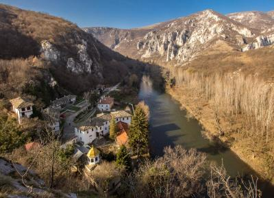 pictures of Bulgaria - Cherepish monastery