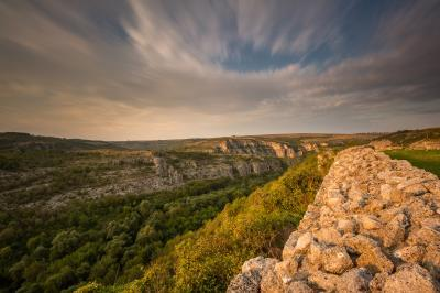 Bulgaria photo guide - Cherven Fortress