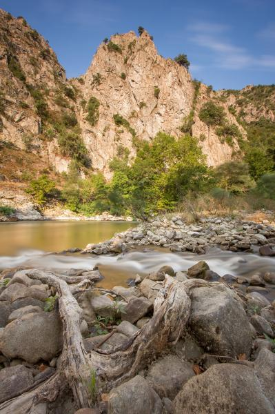 images of Bulgaria - Kresna Gorge Meander