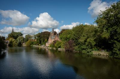 Belgium images - Lake of Love & Minnewater