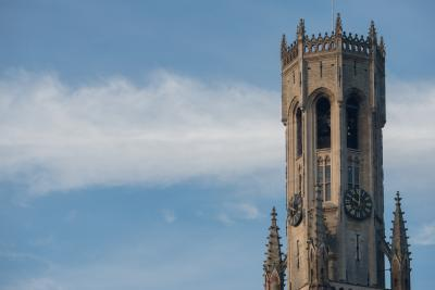 Bruges photography locations - Belfort Tower