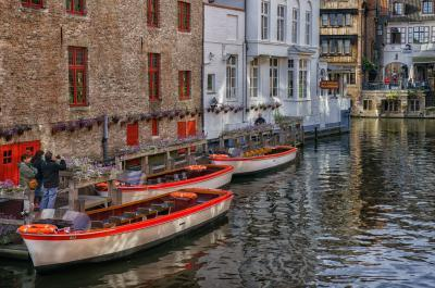 Belgium pictures - Boat Tours in Bruges