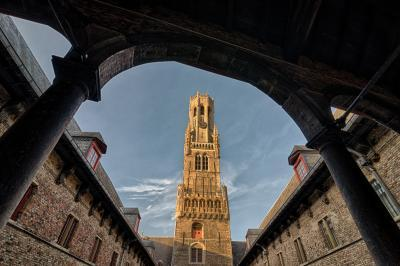 Bruges photo locations