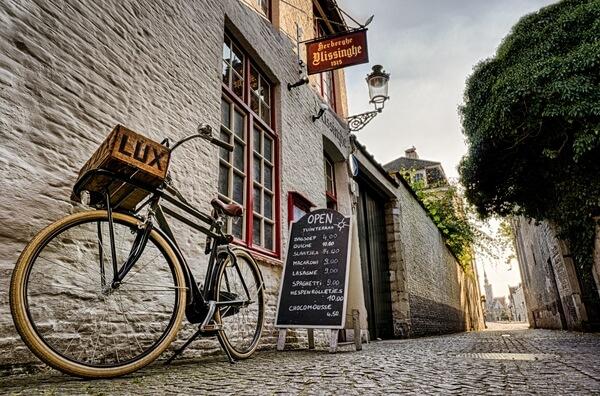Cafe Vlissinghe photo spot, Brugge