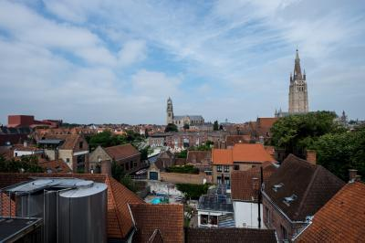 photo spots in Bruges - Halve Maan Brewery
