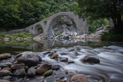 pictures of Bulgaria - Devil's Bridge
