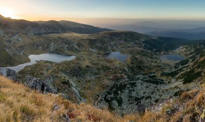 images of Bulgaria - Rila Mountains - Haramiyata