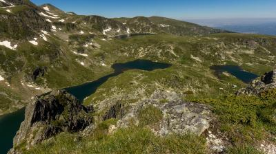pictures of Bulgaria - Rila Mountains - Haramiyata