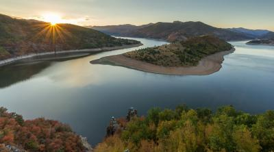 photos of Bulgaria - Kardzhali Reservoir Meander