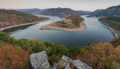 images of Bulgaria - Kardzhali Reservoir Meander