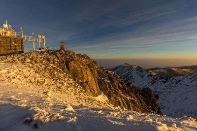 photos of Bulgaria - Rila Mountains - Musala peak