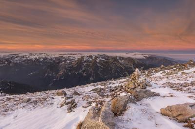 images of Bulgaria - Rila Mountains - Musala peak
