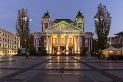photos of Bulgaria - National Theatre Ivan Vazov - Sofia