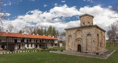 images of Bulgaria - Zemen Monastery