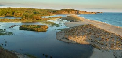 photos of Bulgaria - Sinemorets - Veleka River Mouth