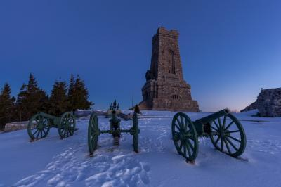 pictures of Bulgaria - Shipka Monument