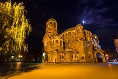 images of Bulgaria - Sofia - St.Sedmochislenitsi Church