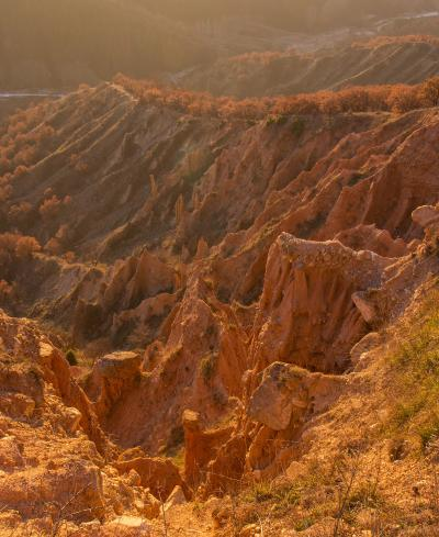 images of Bulgaria - Stob Sand Pyramids
