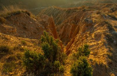 pictures of Bulgaria - Stob Sand Pyramids