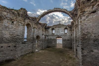 images of Bulgaria - Zhrebchevo - St Ivan Church