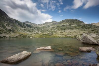 photos of Bulgaria - Pirin – Mitrovo Lake