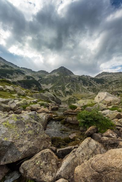 images of Bulgaria - Pirin – Mitrovo Lake