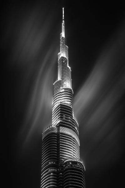photography locations in Dubai - Downtown - Burj Khalifa View