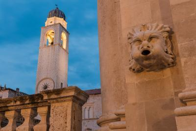 pictures of Dubrovnik - Luža Square