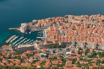 pictures of Dubrovnik - Dubrovnik Cable Car