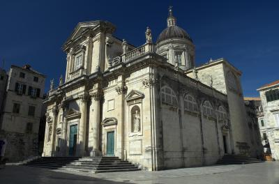 pictures of Dubrovnik - The Cathedral