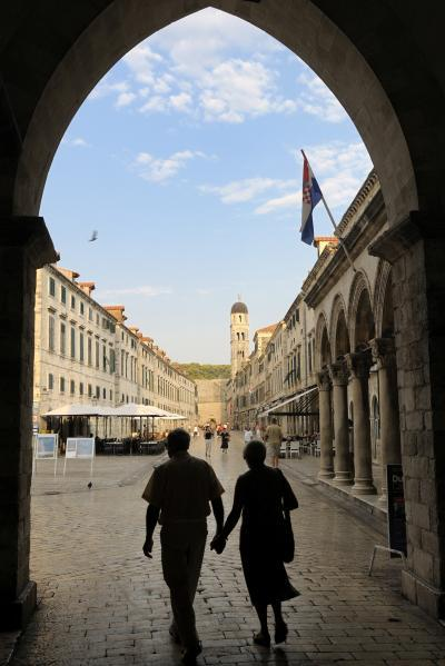 photography locations in Opcina Dubrovnik - Stradun Street