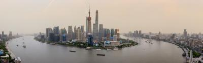 photo spots in Shanghai - Vue Bar View